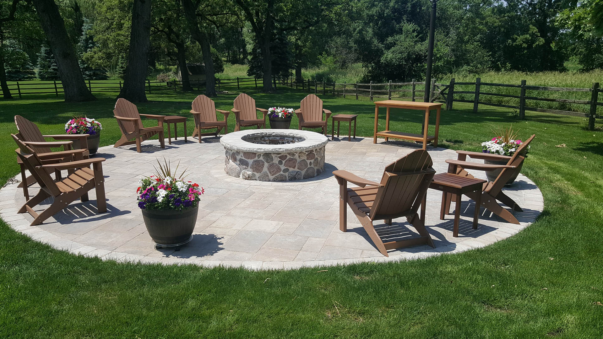 Schollmeyer Landscaping, Inc. Landscaping, Paving and Patios slide 1