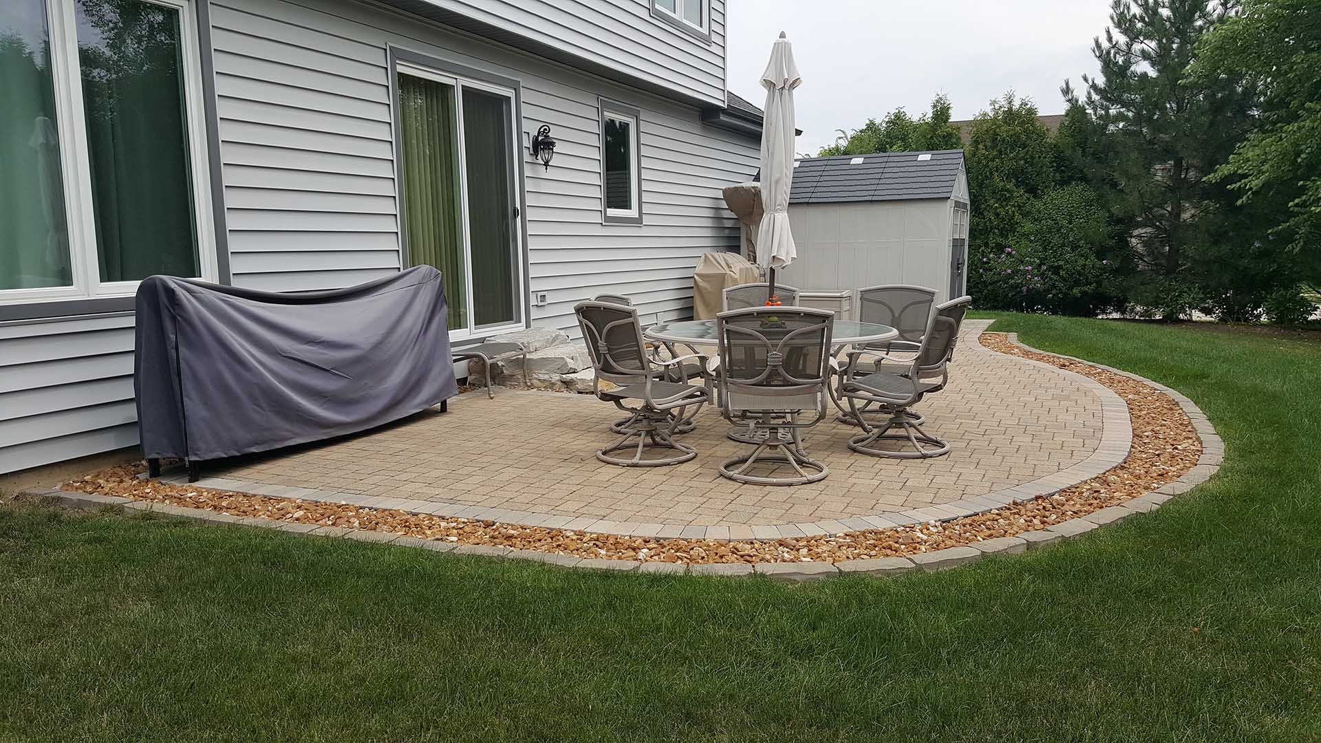 Schollmeyer Landscaping, Inc. Landscaping, Paving and Patios slide 2